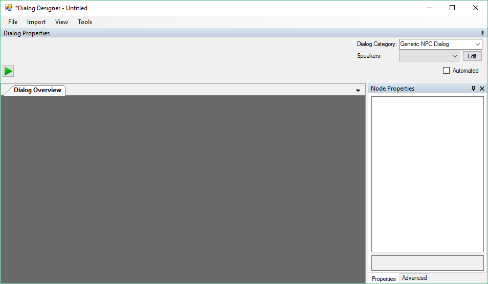 Dialog editor - Divinity Engine Wiki